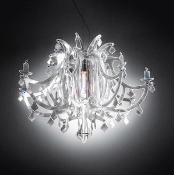 Lampada Ginetta Prisma
