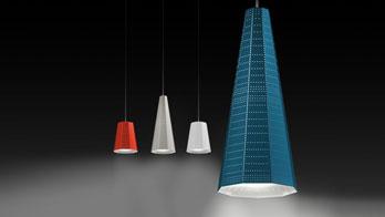 Lampada Null Vector Alfa