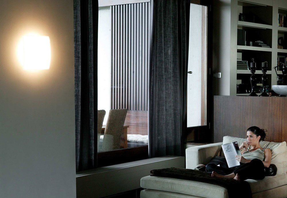 catalogue plafonnier quadra ice vibia designbest. Black Bedroom Furniture Sets. Home Design Ideas