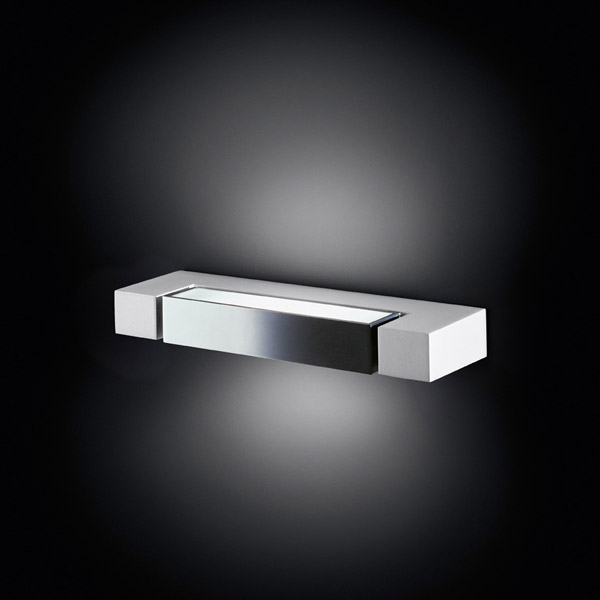 Faretti Da Muro: Leroy merlin applique cubo lampade da parete lighting low.