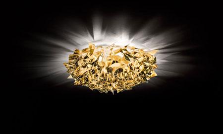 Plafonnier Veli Gold