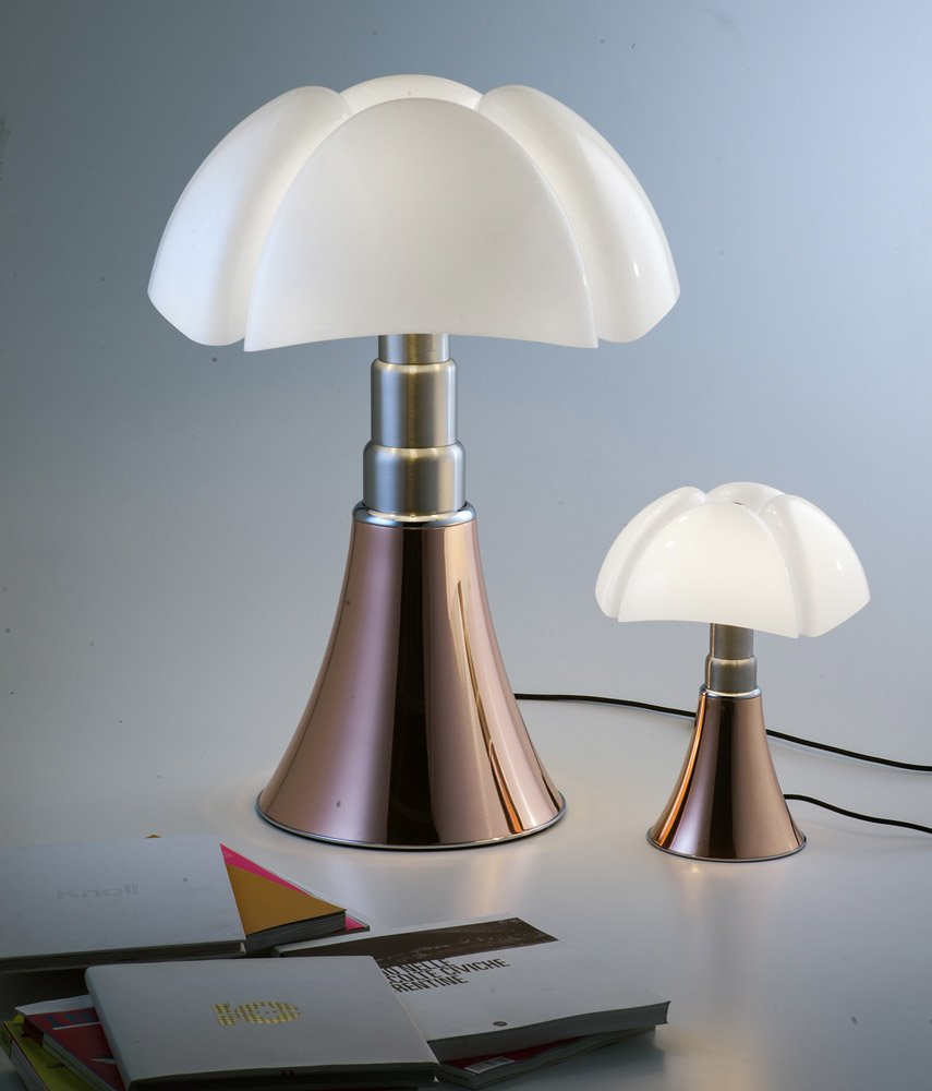 table lamps lamp pipistrello by martinelli luce. Black Bedroom Furniture Sets. Home Design Ideas