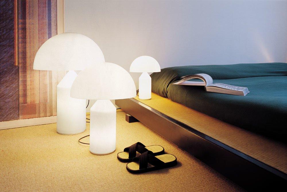 Lampade da tavolo lampada atollo da oluce - Lampada da tavolo atollo ...