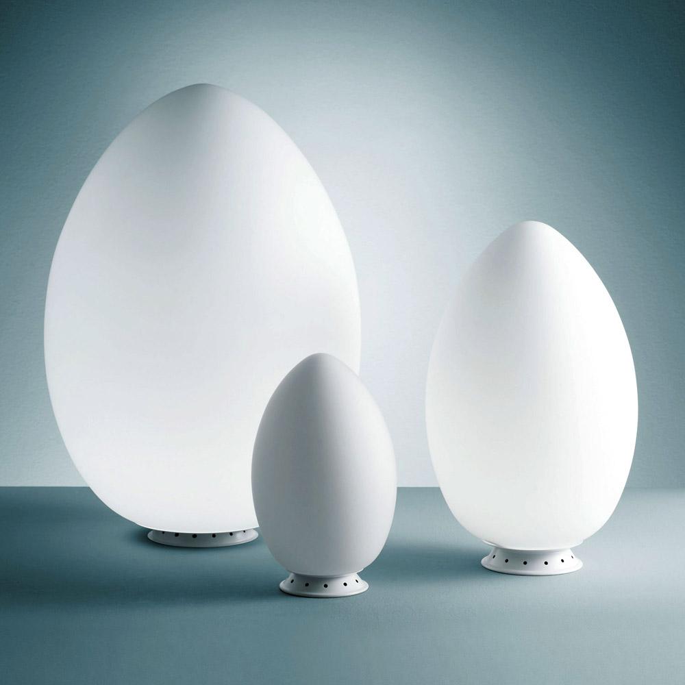 lampadario fontana arte : Lampade da tavolo: Lampada Uovo da FontanaArte