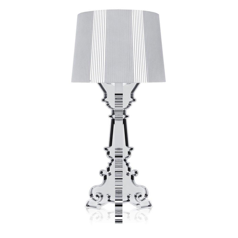 Lampade da tavolo lampada bourgie da kartell for Lampade kartell outlet