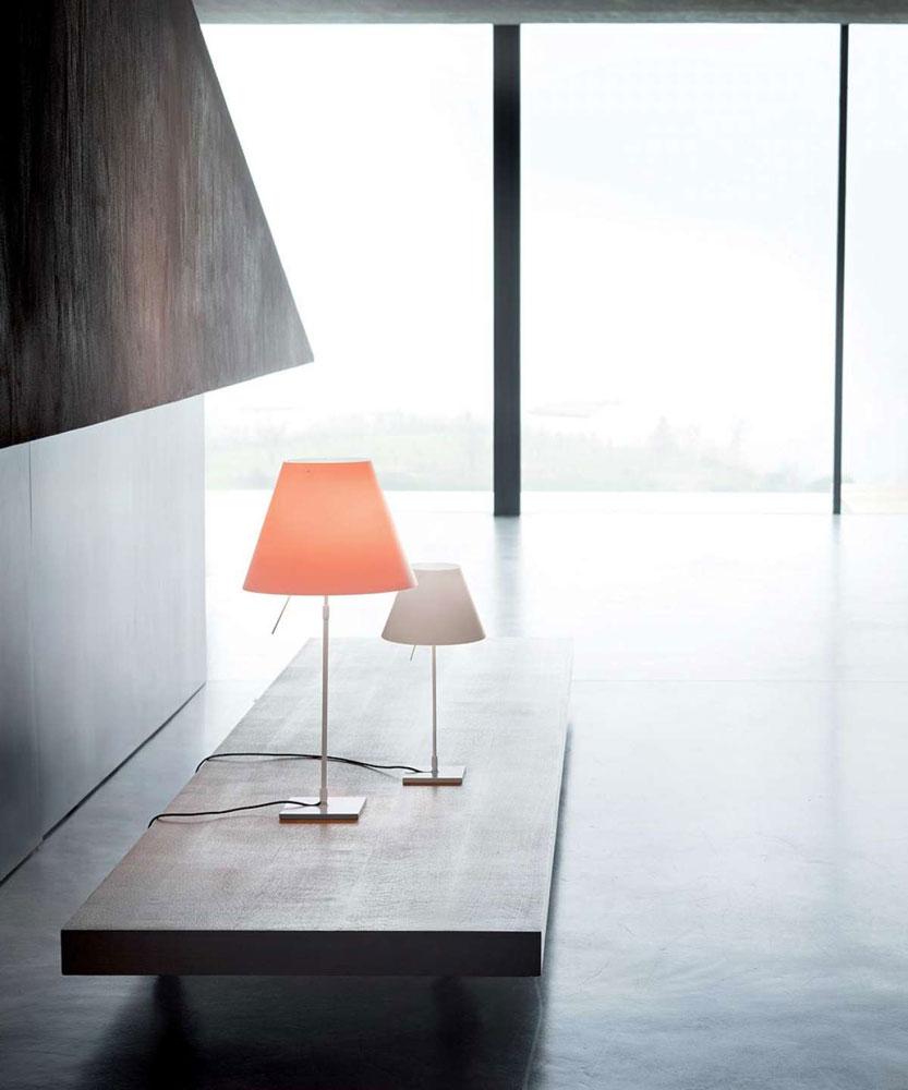 Lampade da tavolo lampada costanza da luceplan - Immagini lampade da tavolo ...