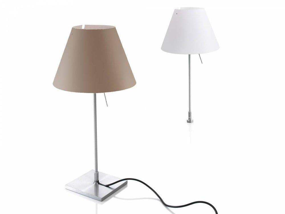 Catalogue lampe costanzina luceplan designbest for Luceplan catalogo