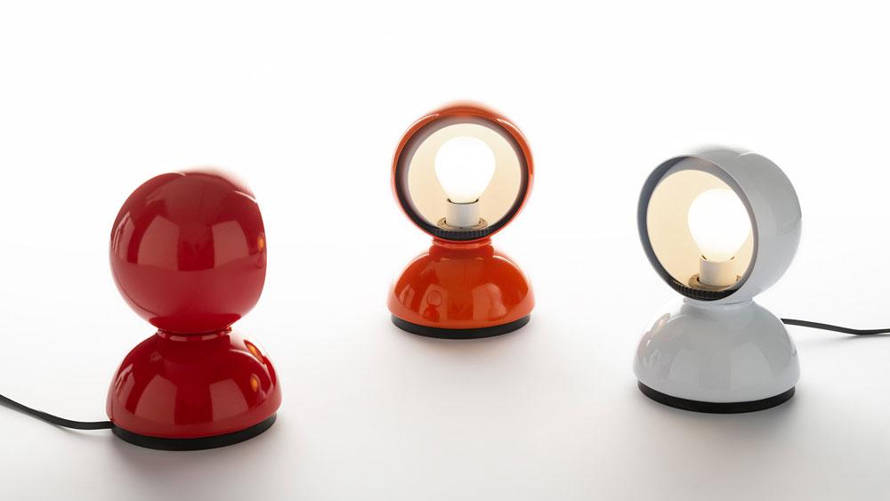 Lampade da tavolo lampada eclisse da artemide - Lampada da tavolo vico magistretti ...