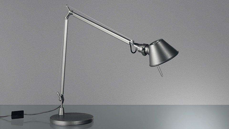 Lampade da tavolo: Lampada Tolomeo Midi LED da Artemide