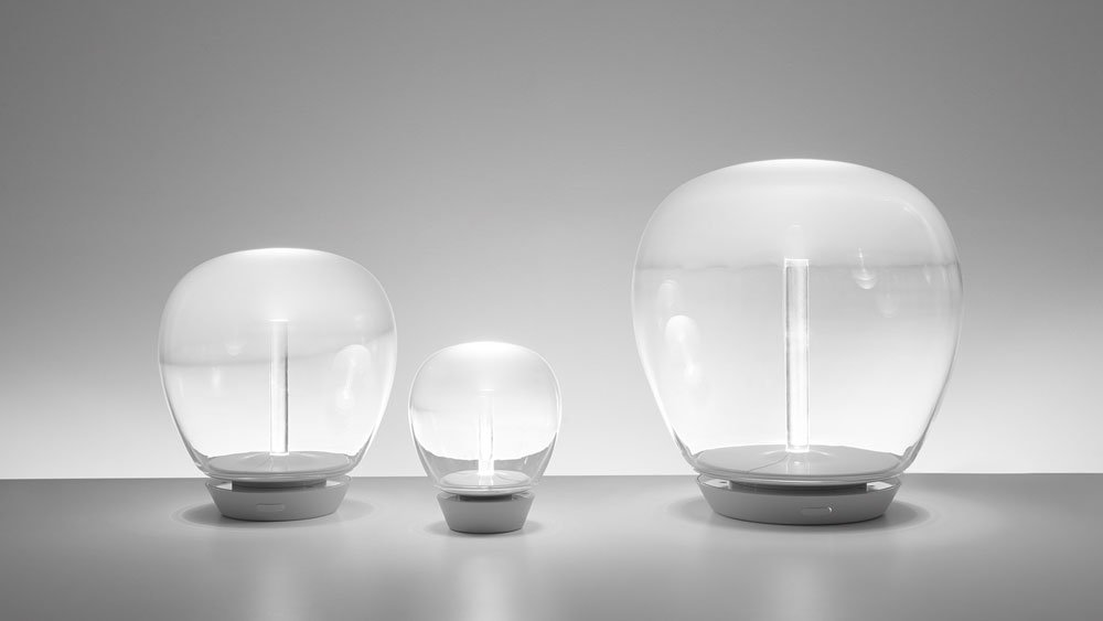 Table lamps lamp empatia 16 by artemide - Lampade da tavolo artemide ...