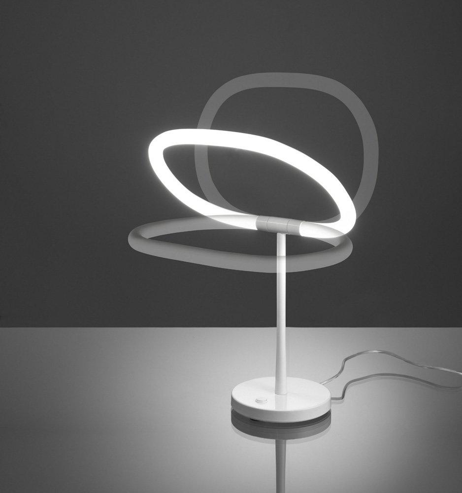 Lampade da tavolo lampada halo da artemide for Artemide lampade roma