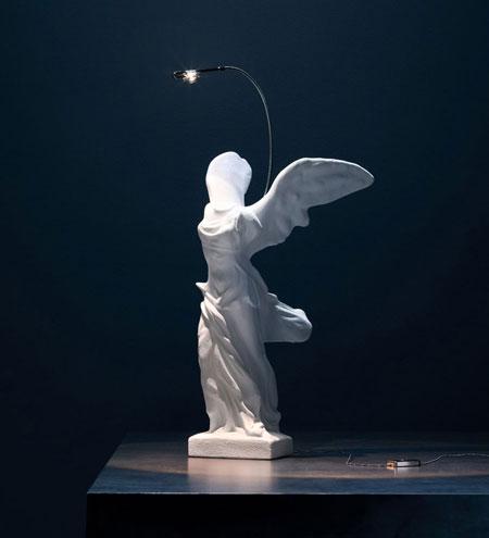 Lampe Nike
