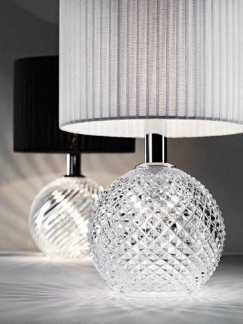 Lampe Diamond&Swirl