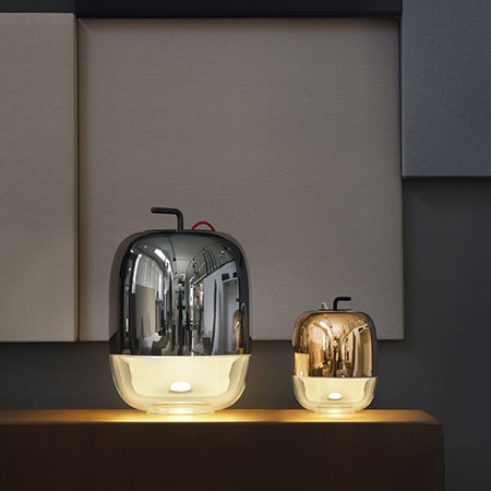 Lampada Gong T3