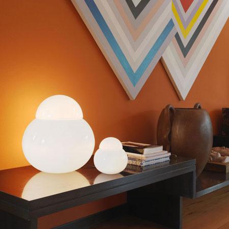 Lamp Daruma