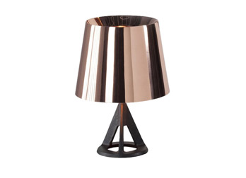 Lamp Base Copper
