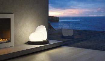 Lampada Moai