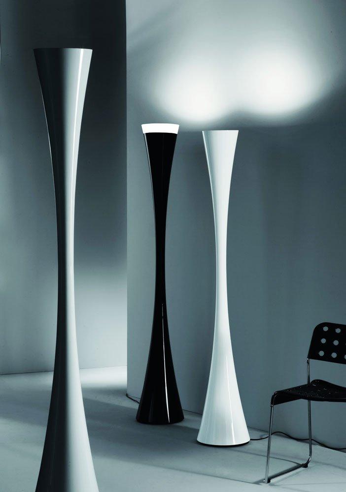Martinelli luce stehleuchten leuchte biconica designbest - Lampade design da terra ...