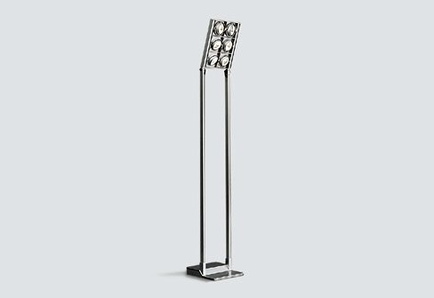 floor lamps lamp cestello by iguzzini. Black Bedroom Furniture Sets. Home Design Ideas