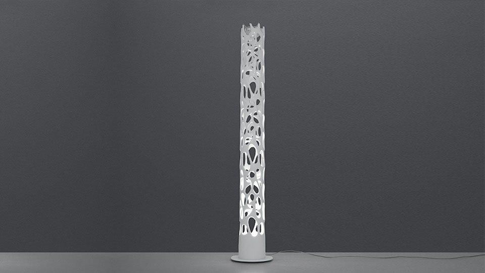 Floor Lamps: Lamp New Nature by Artemide