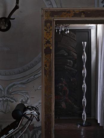 Lamp 5 1/2 Omaggio a Constantin Brancusi