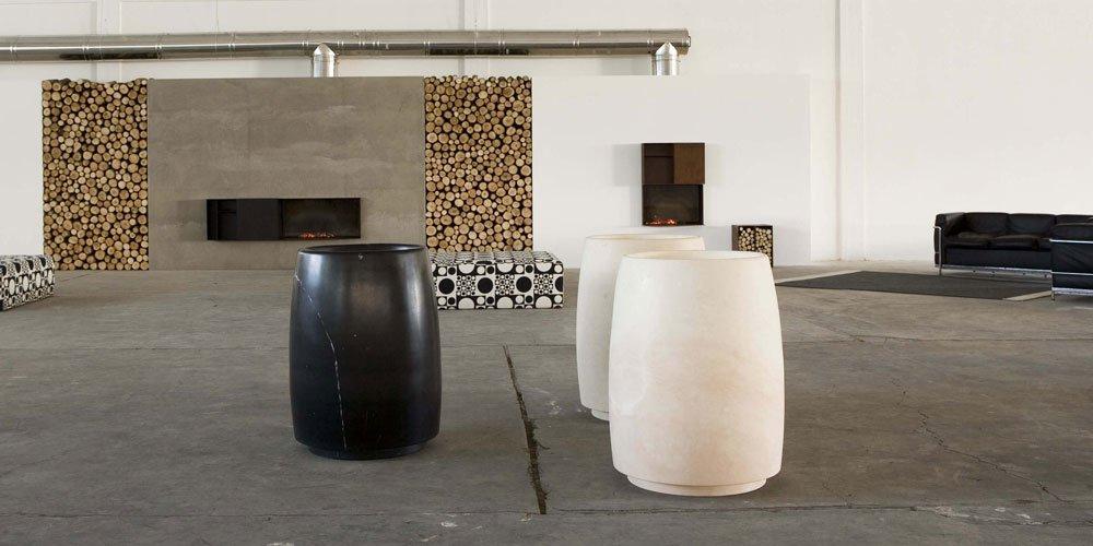 antonio lupi waschbecken waschtisch barrel designbest. Black Bedroom Furniture Sets. Home Design Ideas