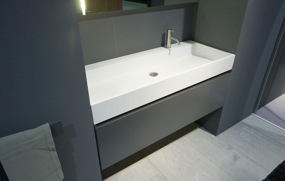 lavabo lavabo gesto da antonio lupi. Black Bedroom Furniture Sets. Home Design Ideas