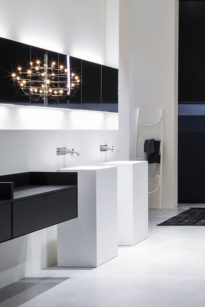 antonio lupi waschbecken waschtisch fusto designbest. Black Bedroom Furniture Sets. Home Design Ideas
