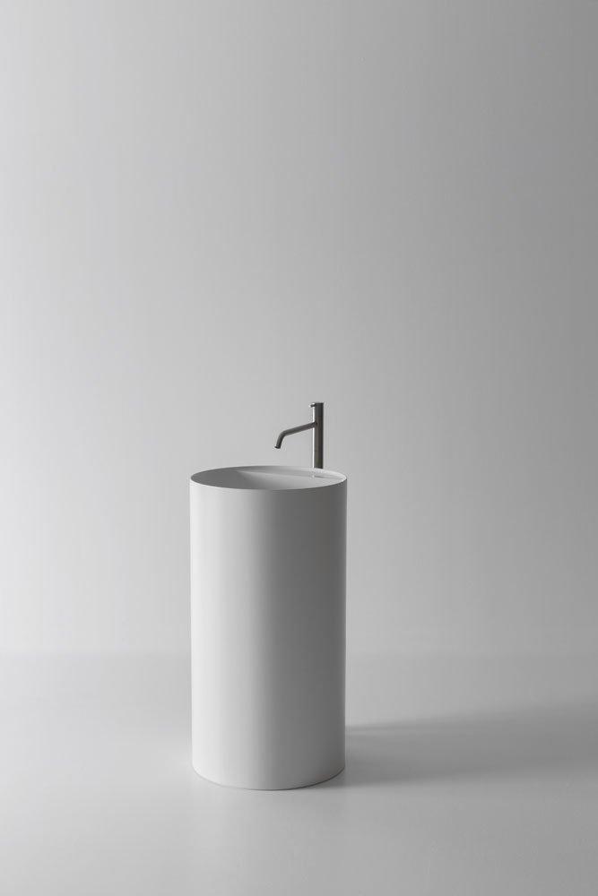 antonio lupi waschbecken waschtisch simplo designbest. Black Bedroom Furniture Sets. Home Design Ideas