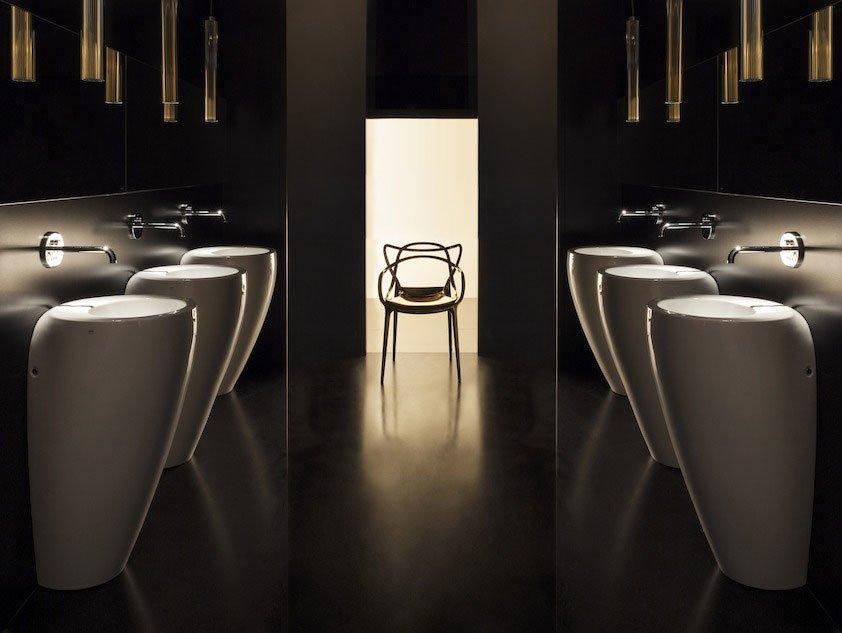 laufen waschbecken waschtisch alessi one a designbest. Black Bedroom Furniture Sets. Home Design Ideas