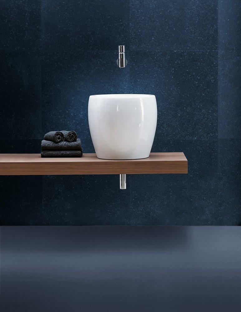 laufen waschbecken waschtisch alessi one c designbest. Black Bedroom Furniture Sets. Home Design Ideas