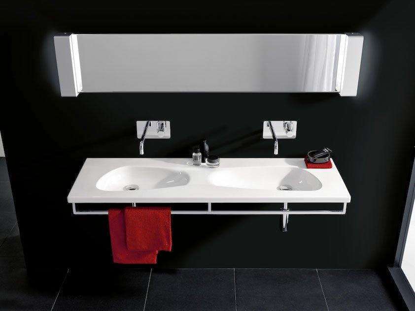 laufen waschbecken waschtisch palomba collection pure designbest. Black Bedroom Furniture Sets. Home Design Ideas