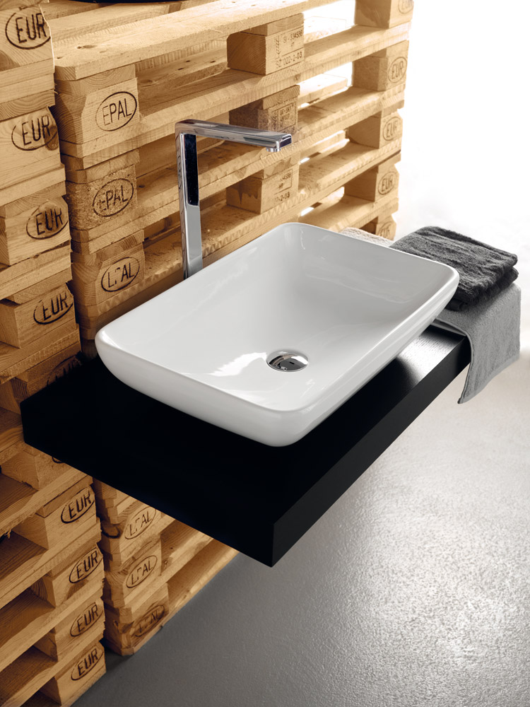 Washbasin: Washbasin Tai by Artceram