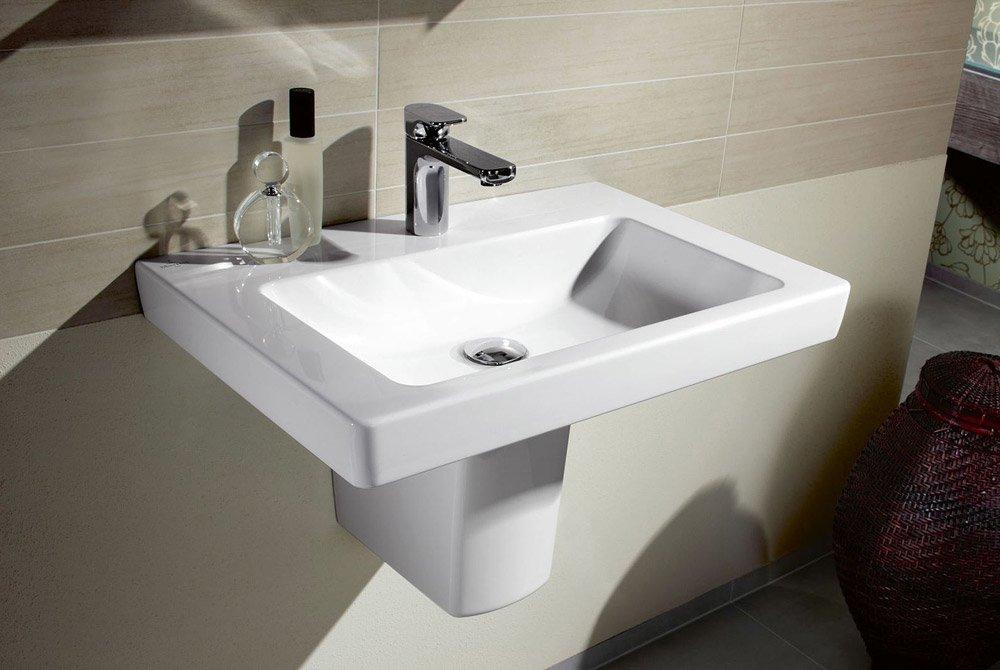 lavabo lavabo subway 2 0 da villeroy boch bagno. Black Bedroom Furniture Sets. Home Design Ideas