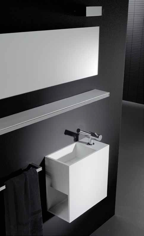 Washbasin Washbasin Compact By Cosmic