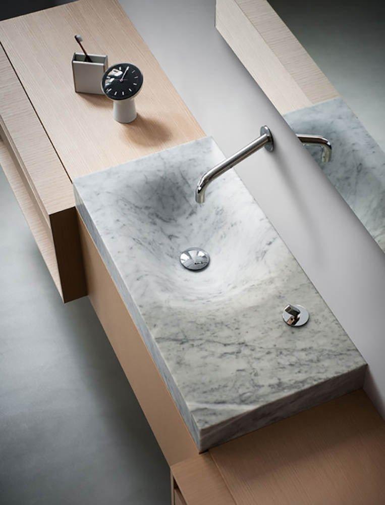 agape waschbecken waschtisch 815 designbest. Black Bedroom Furniture Sets. Home Design Ideas