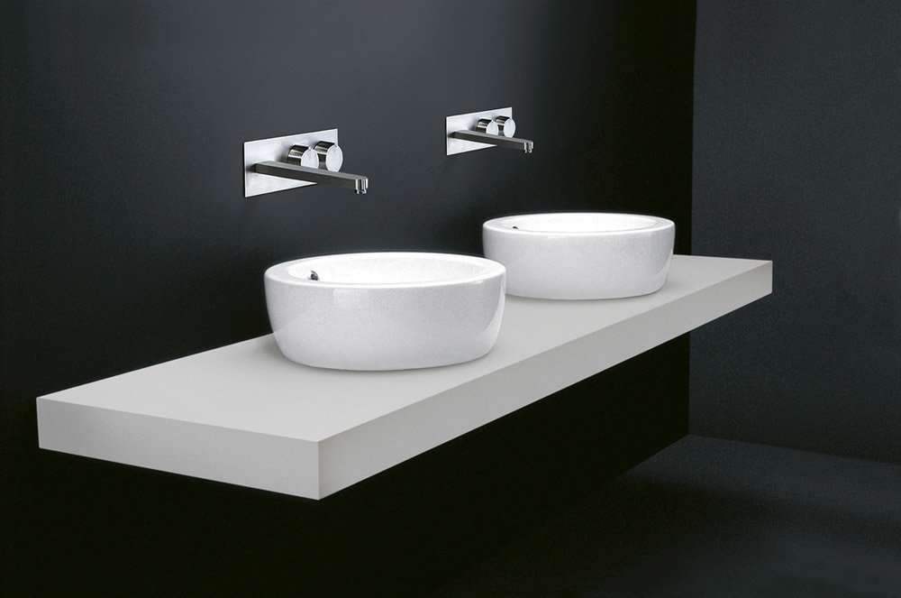 Lavabo lavabo adda da boffi bathrooms for Lavabo design