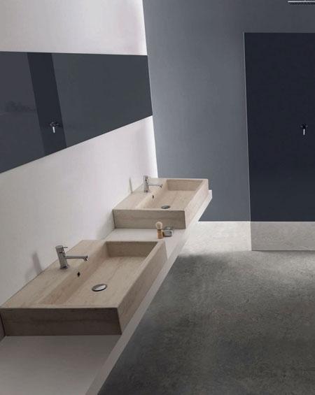 Washbasin Le Pietre