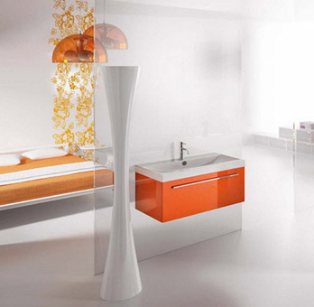 Washbasin Easy Bath 82,7