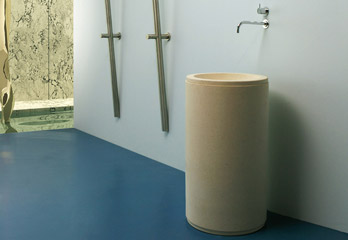 Washbasin Bouro 1