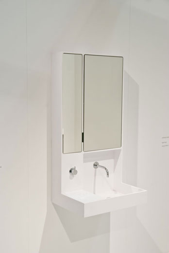 Washbasin Recess