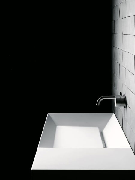 Washbasin A45 Compact
