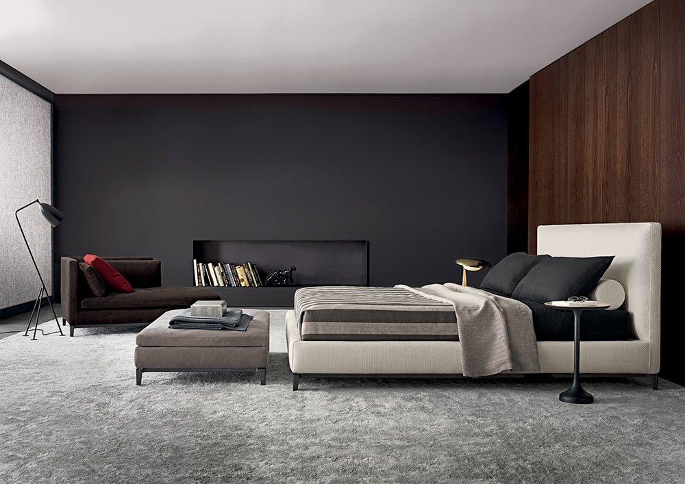 minotti doppelbetten bett andersen designbest. Black Bedroom Furniture Sets. Home Design Ideas