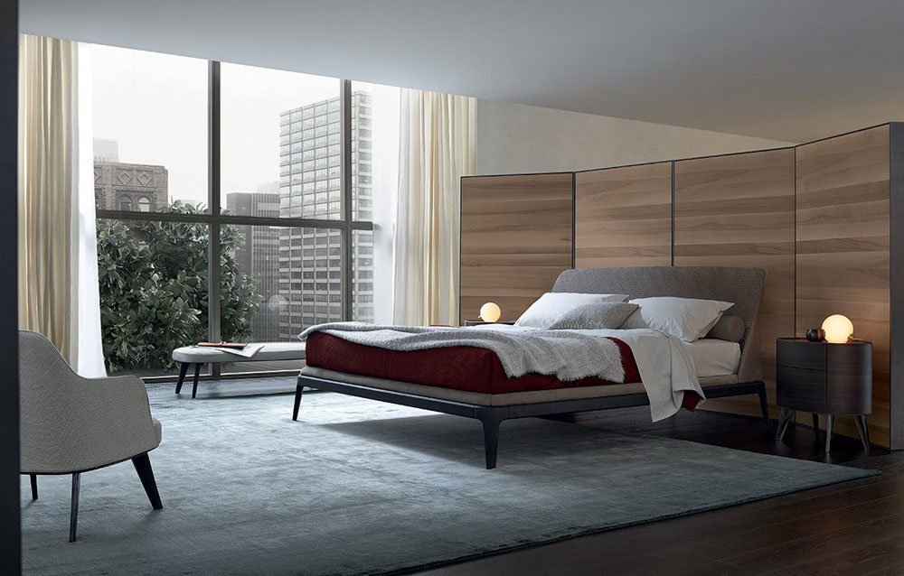 Poliform Doppelbetten Bett Kelly Designbest