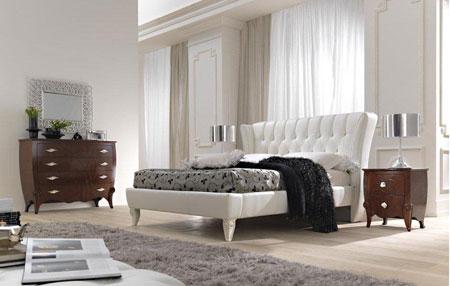 Letti matrimoniali stilema camera da letto catalogo designbest - Camere da pranzo moderne ...