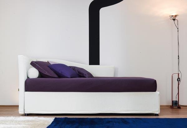 casa moderna roma italy strutture per letti singoli