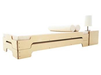 Bed Modular Stapelliege