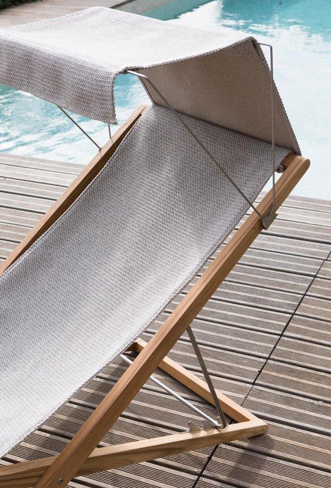 Unopi sonnenliegen und chaises longues stuhl cosette for Chaise longue halle