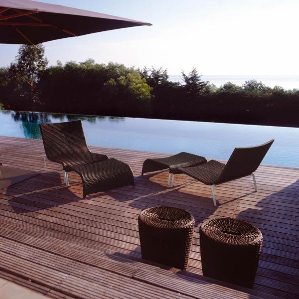 lettini e chaise longue chaise longue st tropez da roberti. Black Bedroom Furniture Sets. Home Design Ideas