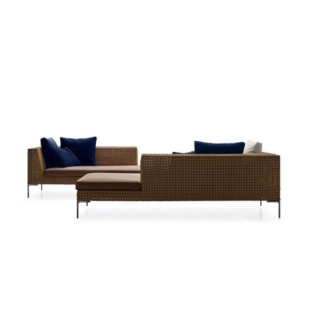 Sun beds and chaise longue chaise longue charles outdoor for Chaise longue canada